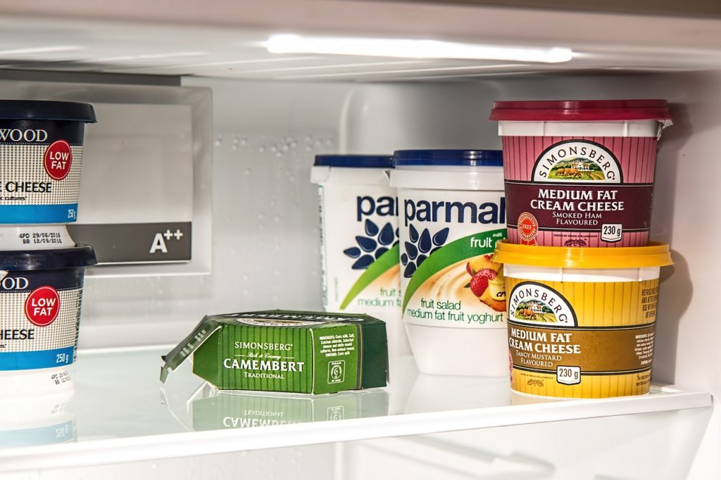 無駄な買い物が減り、冷蔵庫の中がシンプルに!
