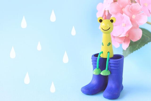 【ワーママ】レインコートはコレを選べば間違いなし!雨に負けるな!