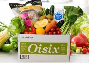 食材宅配サービス総合1位はオイシックス