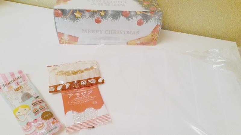 【体験】オイシックスのクリスマスケーキを子供と一緒に作る