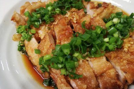 キットオイシックスコラボ栗原はるみさん油淋鶏主菜