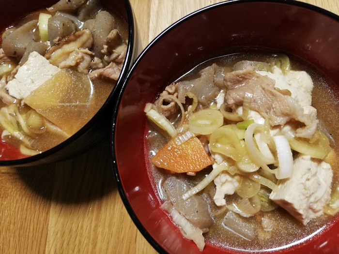 続・深夜食堂の味飯島さんの豚汁は試すべき!何度もリピしてるキットオイシックス