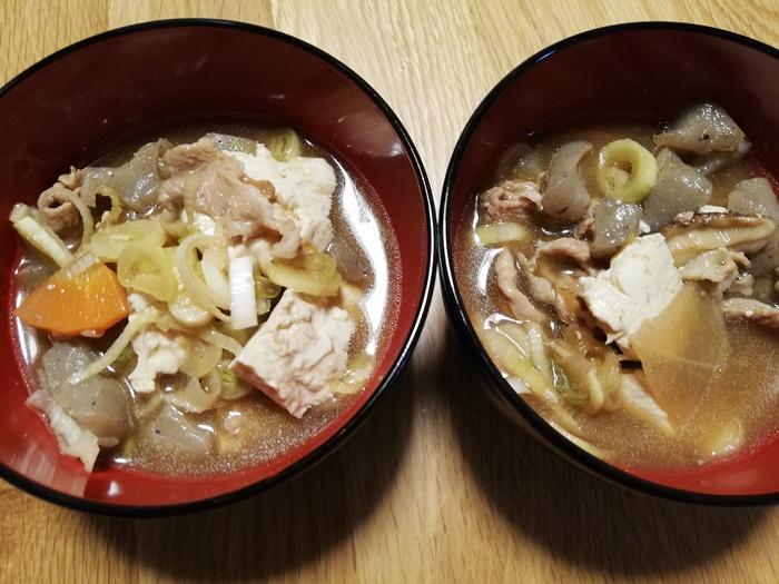 続・深夜食堂の味 飯島さんの豚汁11
