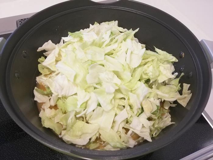鍋キットコース_ジューシー餃子の濃厚みそ鍋22