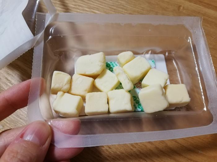 まずはお試しサイズで味をチェック!リン酸塩不使用おやつチーズ